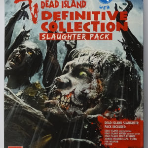Dead island definitive collection slaughter pack boîte ext face
