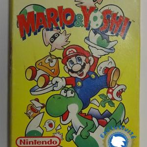 Mario&Yoshi esp face