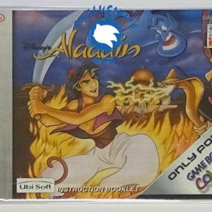 Aladdin Notice GBC