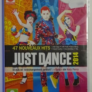 Just Dance 2014 Wii - face